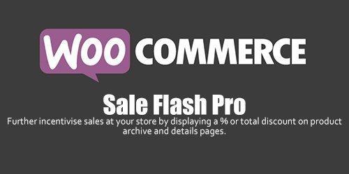 WooCommerce - Sale Flash Pro v1.2.12