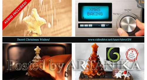VideoHive -Sweet Christmas Wishes 9369588