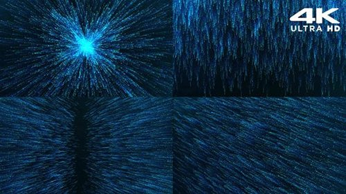 Videohive - Abstract Particles - 24926386