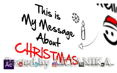 VideoHive -Christmas 3359996