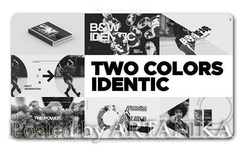 VideoHive -Two Colors Identic 24952814