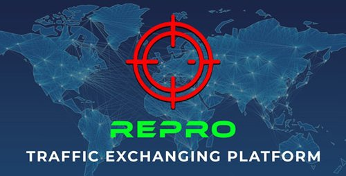CodeCanyon - Repro v1.0 - Traffic Exchanging Platform - 22415655 - NULLED