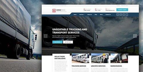 ThemeForest - CargoPress v1.12.4 - Logistic Warehouse Transport WP - 11601531 - NULLED