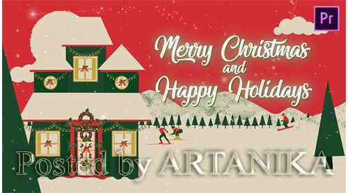 VideoHive - Christmas Vacation 25020018