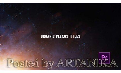 VH - Organic Plexus Titles - Premiere Pro 25020529