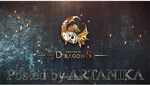 Epic Fantasy Logo Reveal 24632149