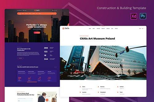 Scotus - Construction & Building Template