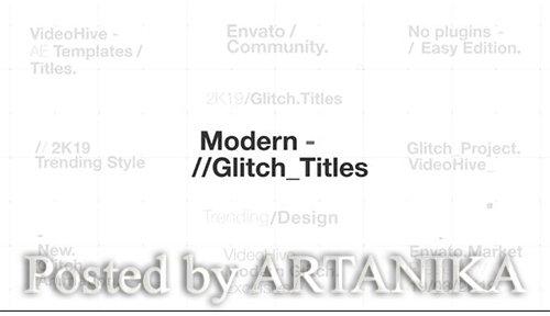 Modern Glitch Titles 23494883