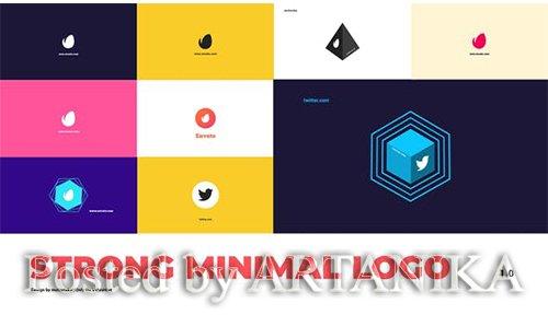Strong Minimal Logo 24695434