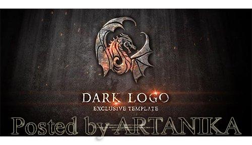 Dark Logo Reveal 21546708