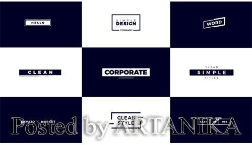 Corporate Titles 21458514