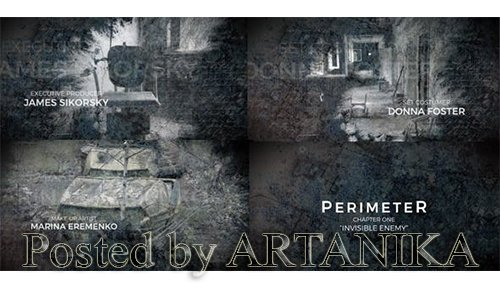Perimeter - Movie Titles And Teaser 19192139