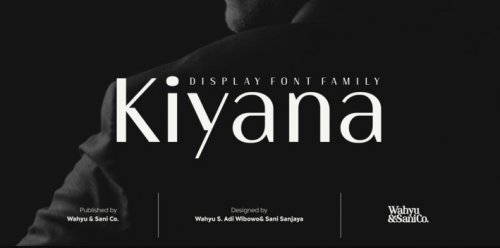 Kiyana Display Complete Family