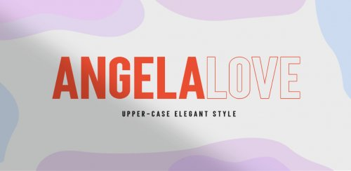 Angela Love Sans Complete Family