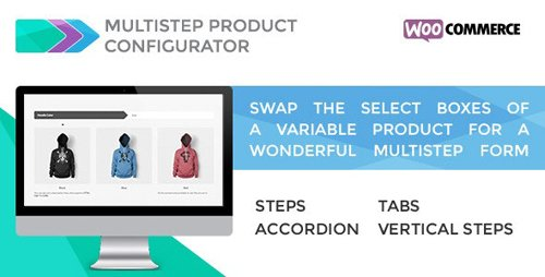 CodeCanyon - Multistep Product Configurator for WooCommerce v1.1.4 - 8749384