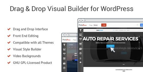 CodeCanyon - MotoPress Content Editor v3.0.4 - Visual Builder for WordPress - 9497568