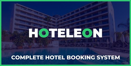 CodeCanyon - Hoteleon v1.0 - Complete Hotel Booking System - 24179595 - NULLED