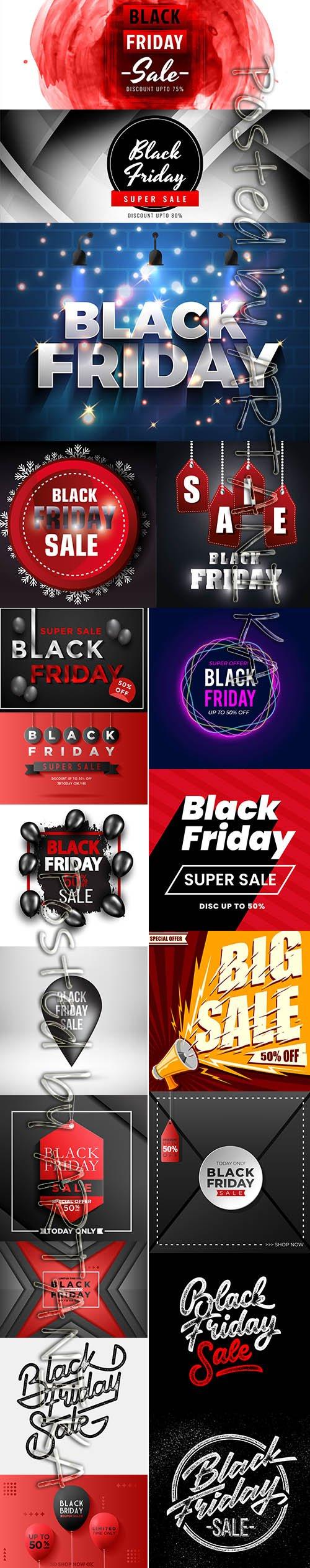 Black Friday Sale Backgrounds