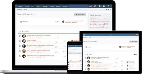 WoltLab Suite Forum (Burning Board) v5.1.10