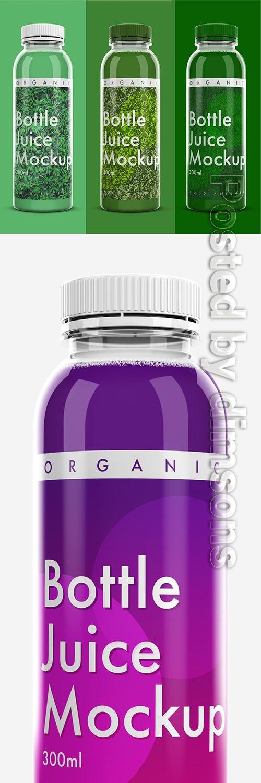 Juice Bottle Mockup 303885930 PSDT
