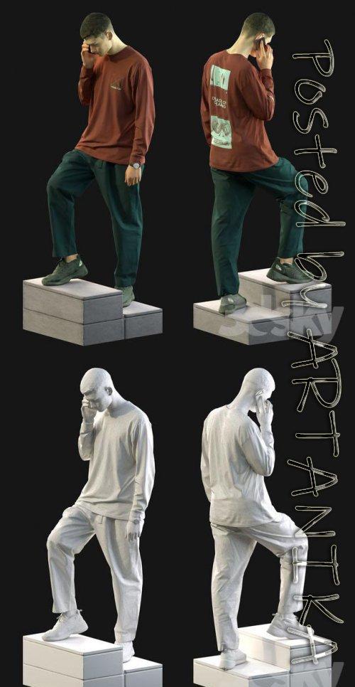 Mark - 3D Scan Man