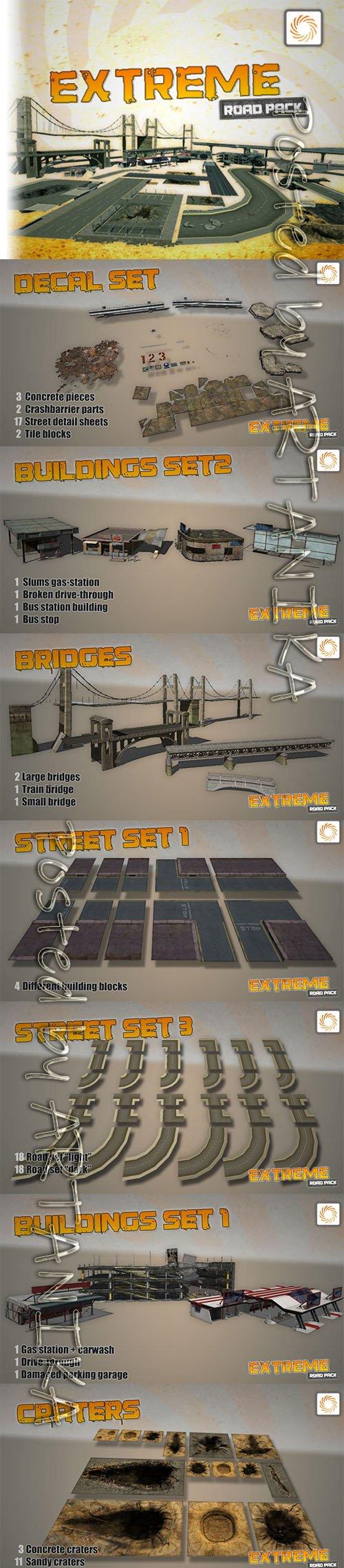 Extreme Road Pack v1.1