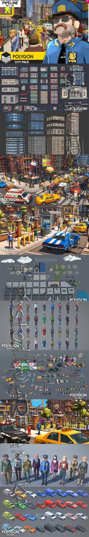 POLYGON City Pack v1.2