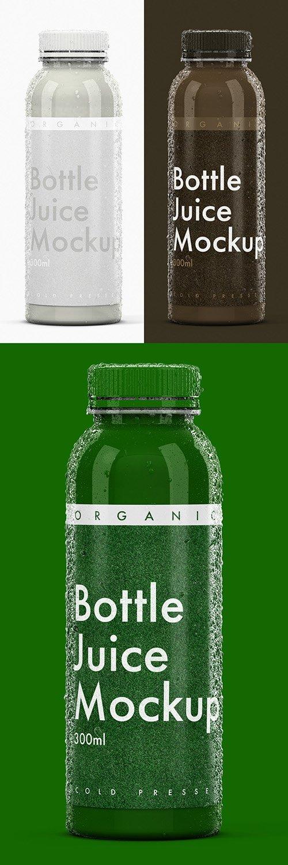 Juice Bottle Mockup 304773022 PSDT