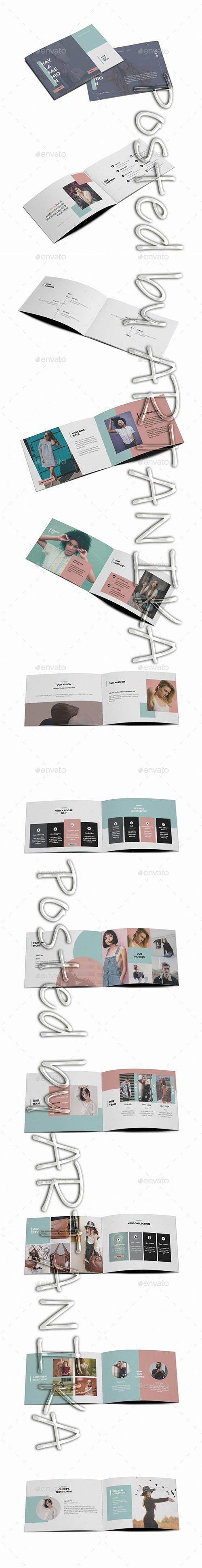 Kayla Fashion A5 Brochure 24218983