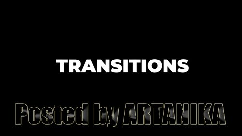 Glitch Text Transitions 193816