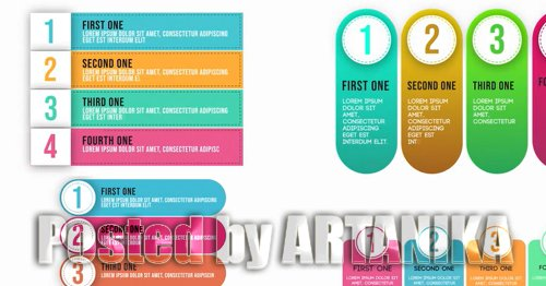 Infographic Animated Lists 221726