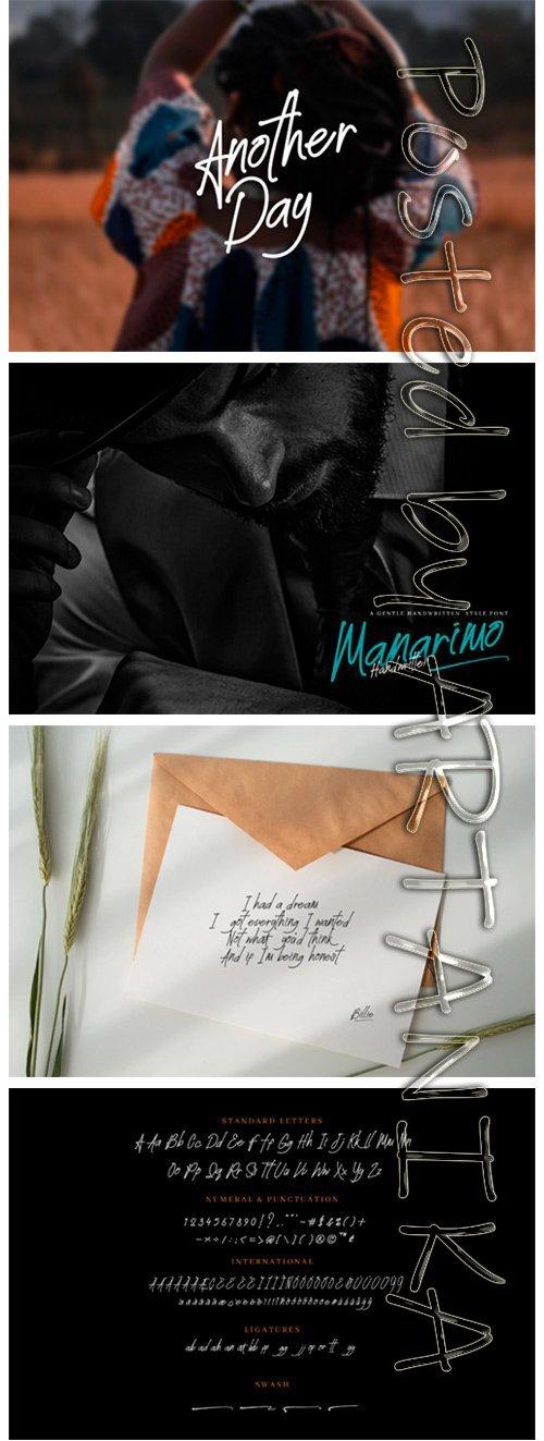 Manarimo Font