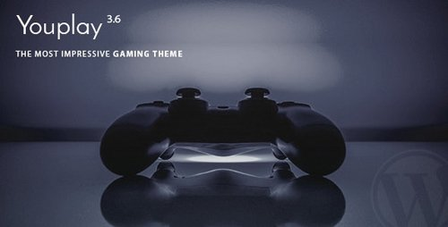 ThemeForest - Youplay v3.7.4 - Gaming WordPress Theme - 11959042 - NULLED