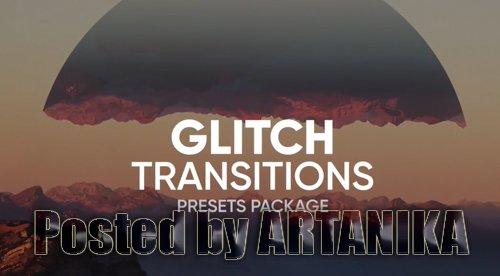 Glitch Transitions Pack 249064