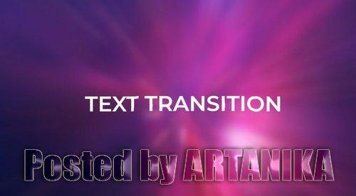 Glitch Text Transitions 274140