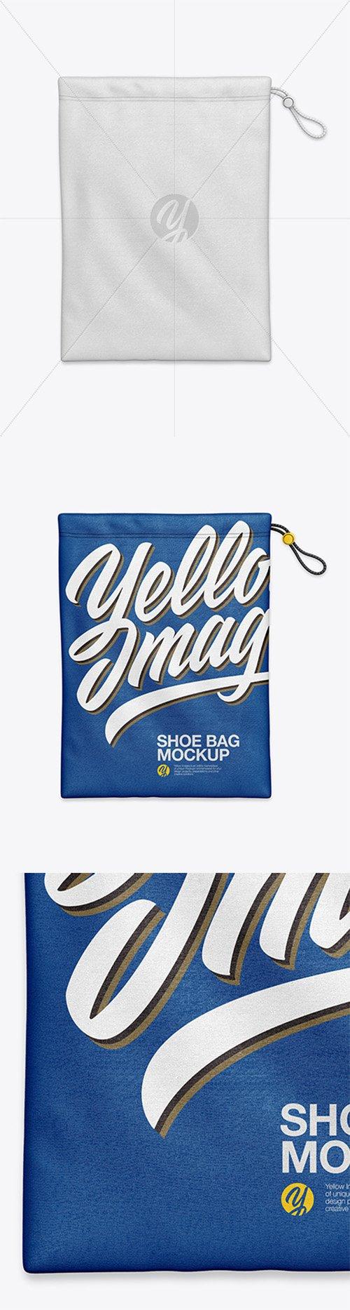 Shoe Bag Mockup 23574 TIF