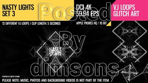 Nasty Lights (4K Set 3) 25195342