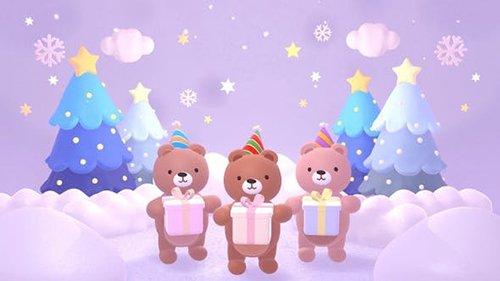 Christmas Bears 25192920