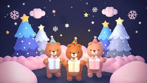 Christmas Bears II 25214090