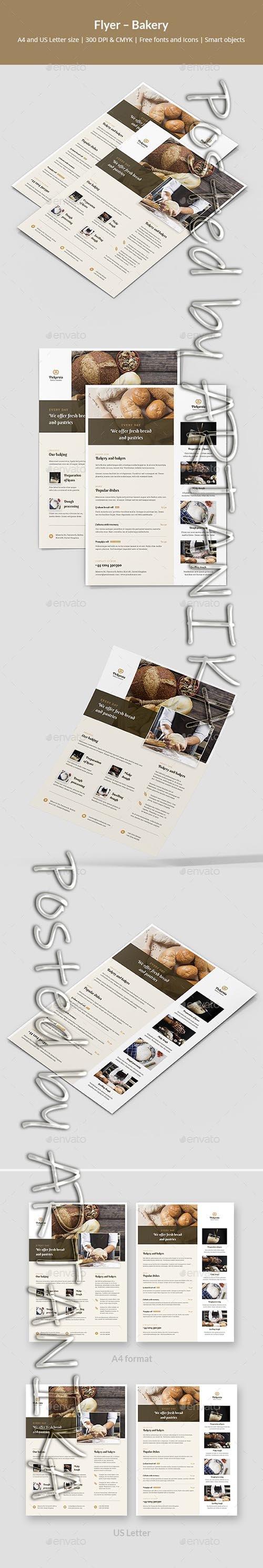Flyer Bakery 24531926