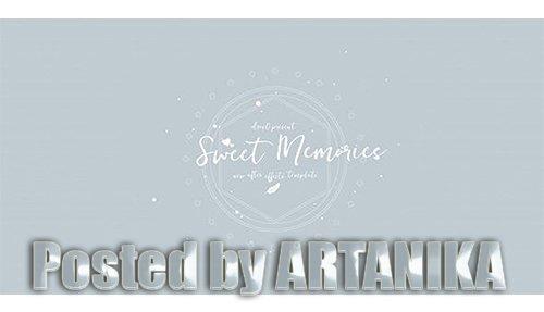 Sweet Memories Slideshow / Vintage Memories Slides/ Romantic Wedding/ Photo Gallery/ Minimal Intro 19070778