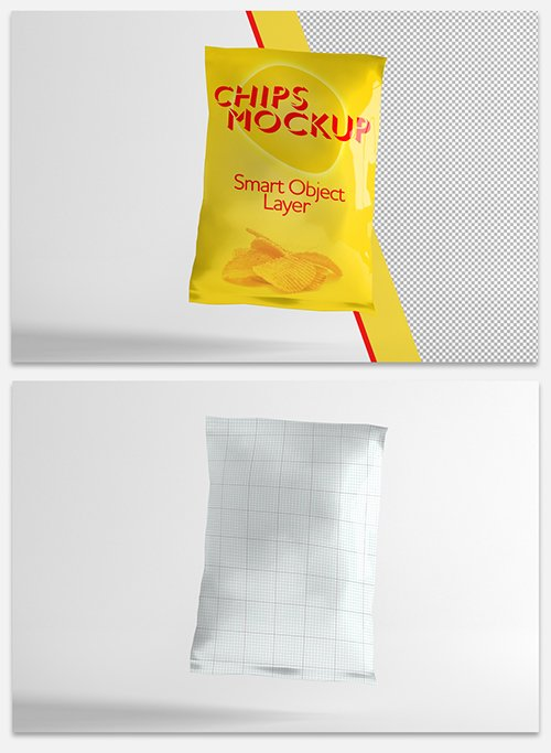 Chips Package Mockup 307241812 PSDT