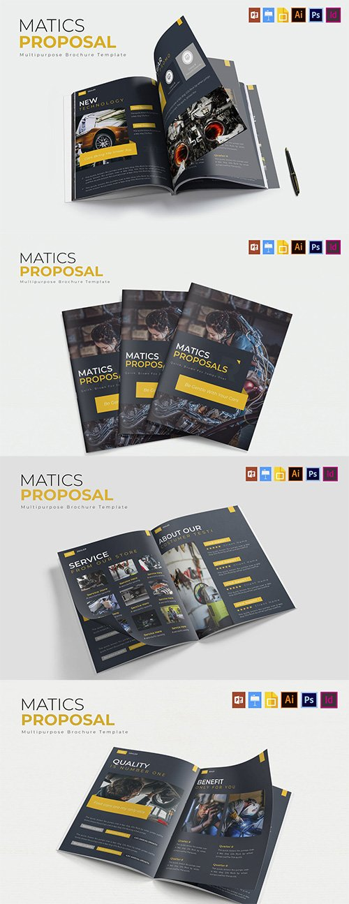 Matic Dealer | Proposal Template