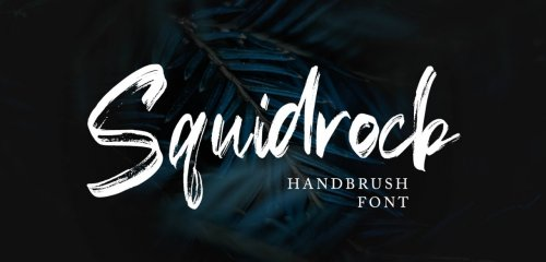 Squidrock Regular