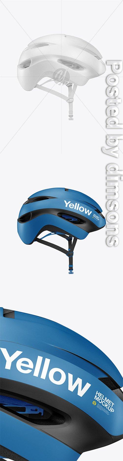 Cycling Helmet Mockup 45361 TIF