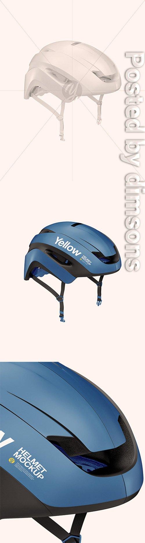 Cycling Helmet Mockup 46019 TIF
