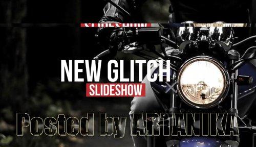 Glitch Slideshow 189804