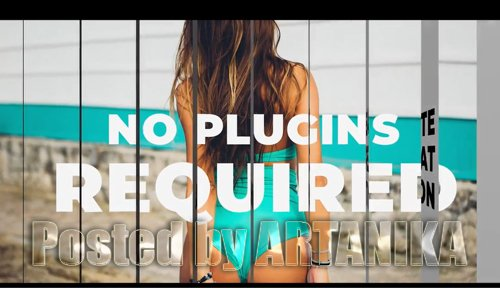 Shutter - Cinematic Slideshow 274855
