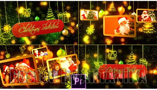 Christmas Slideshow - Premiere Pro 25246752