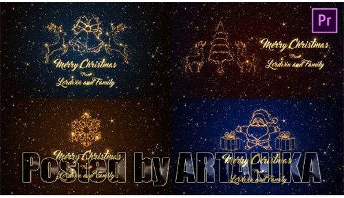 Christmas Short Greetings Premiere 25173910